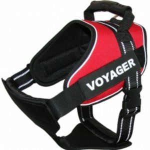 No-pull Harness -Red